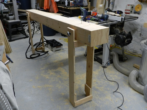 how to make a wooden trunk