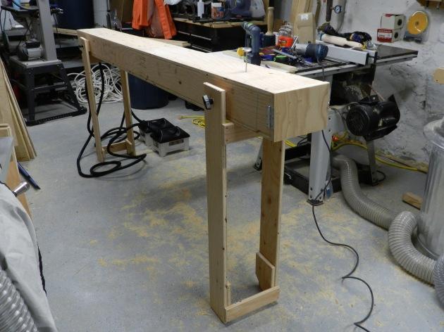 woodworking steam box