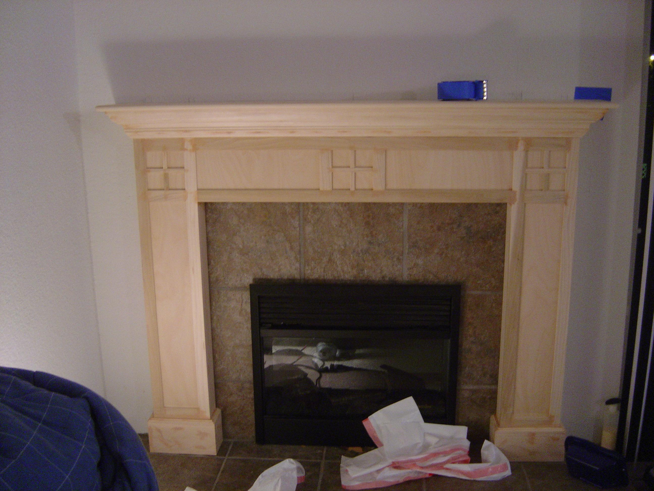 fireplace mantel rainford restorations