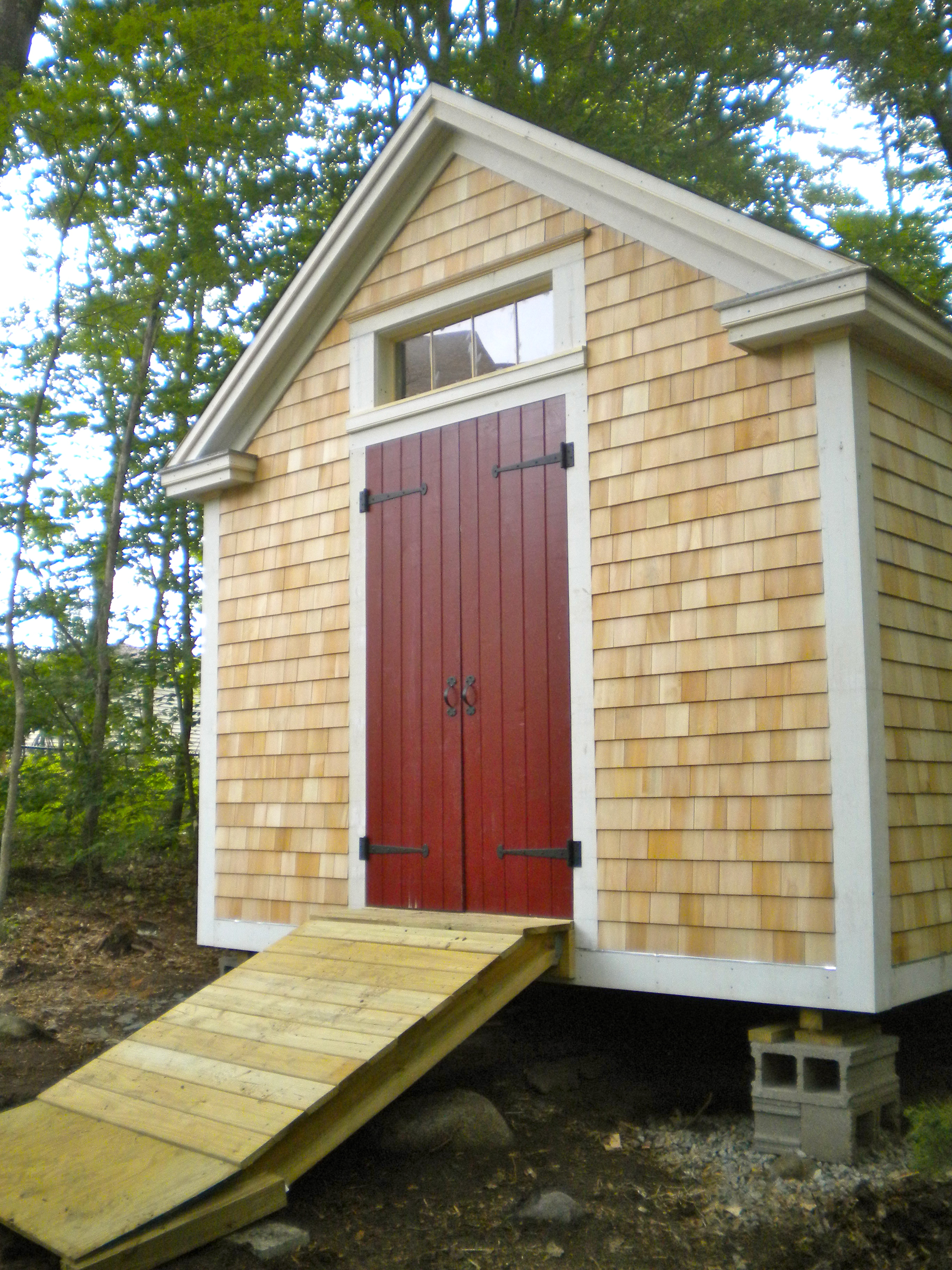 How to Build Build Wood Ramp For Shed PDF Plans