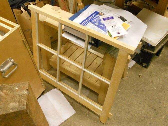 Making a Case for Building Traditional Window Sash by Hand