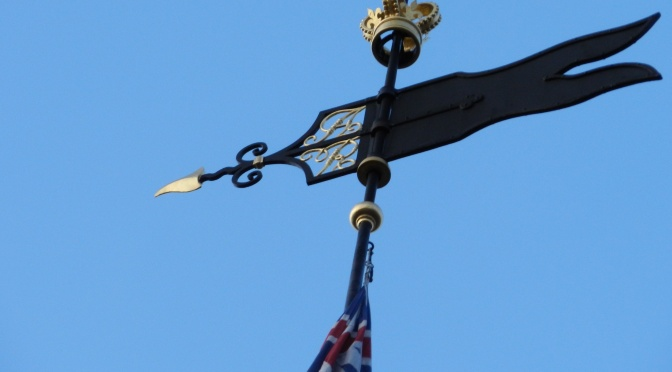 Blowing in the Wind — Historic Weathervanes