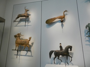 Animal Weathervanes