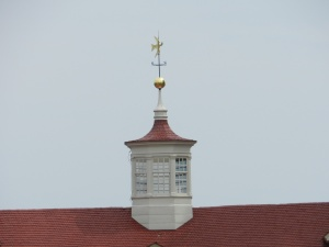 Dove Weathervane at Mount Vernon