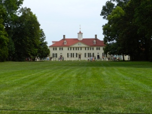 George and Martha Washington's Home -- Mount Vernon