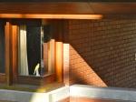 Mitered glass corners
