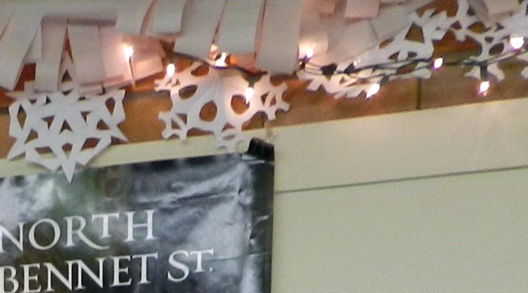 NBSS Paper Decorations