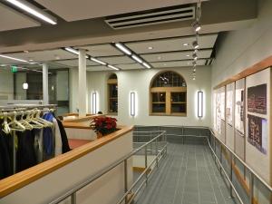 Interior of 951