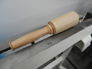 Completed Mallet
