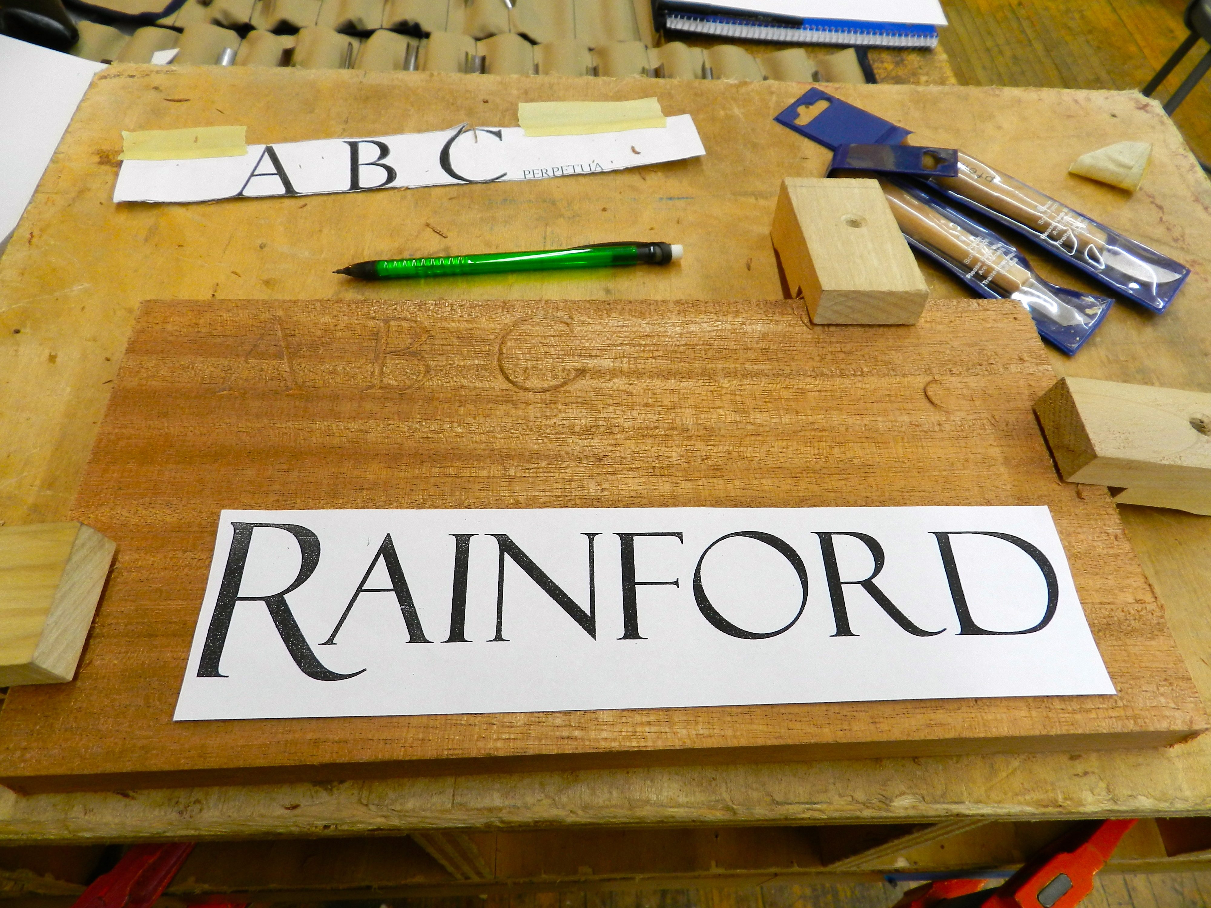 Wood carving raised letters plans diy how to make mere ngg