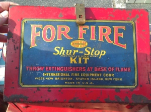 Full Case of Shur Stop Glass Ball Fire Extinguishers