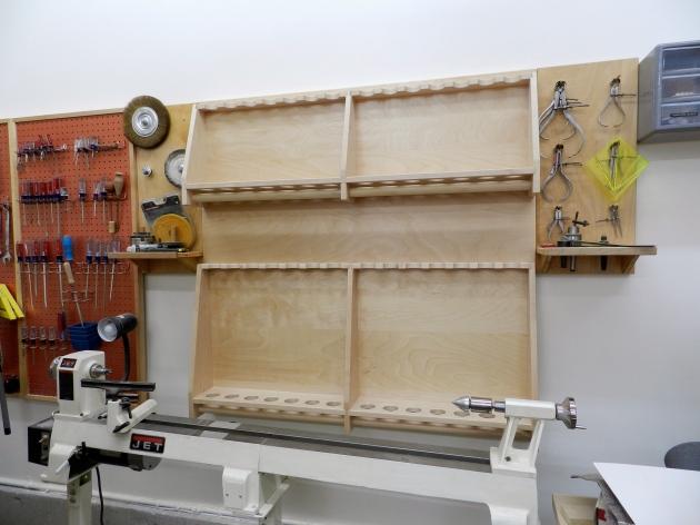 Wood Lathe Tool Holder