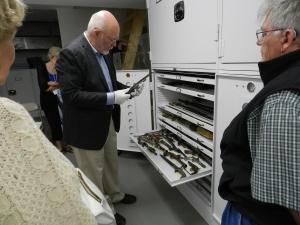 Tour of the gun collection