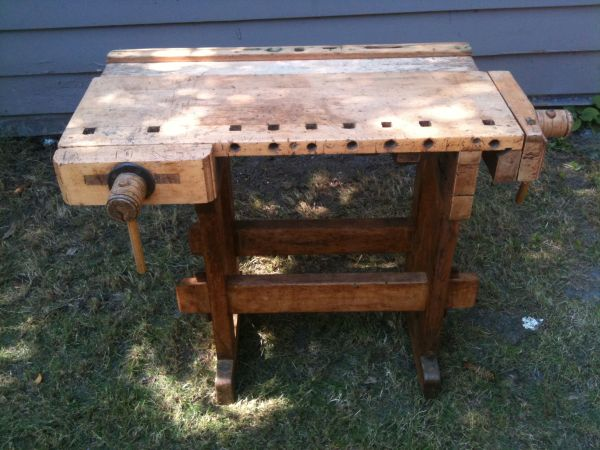 New Woodwork Woodworkers Bench For Sale Craigslist PDF Plans