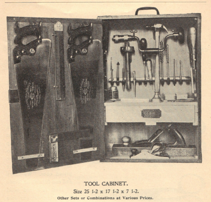 cabinet making supplies