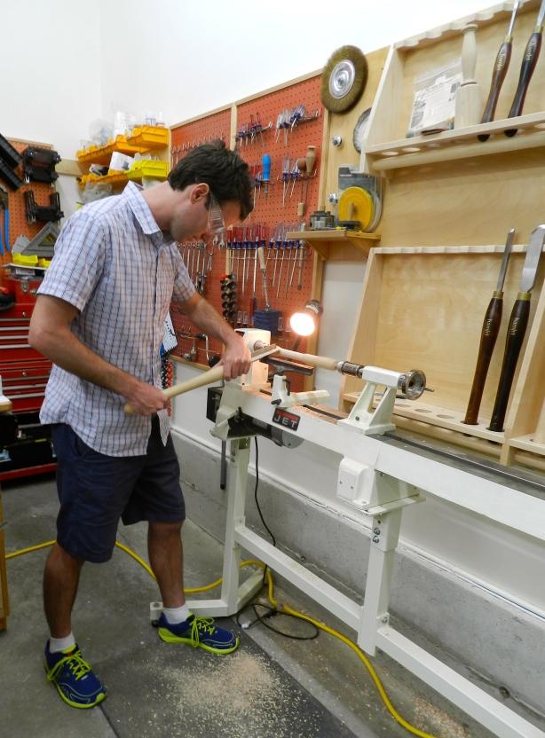 wood turning lathe parts