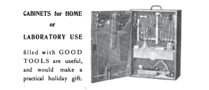 Sloyd Tool Cabinet
