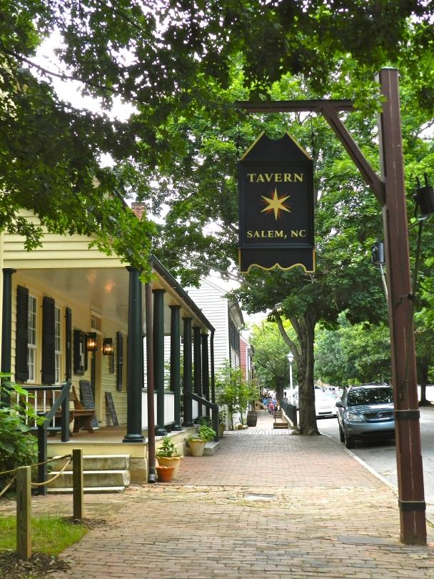 The Tavern at Old Salem