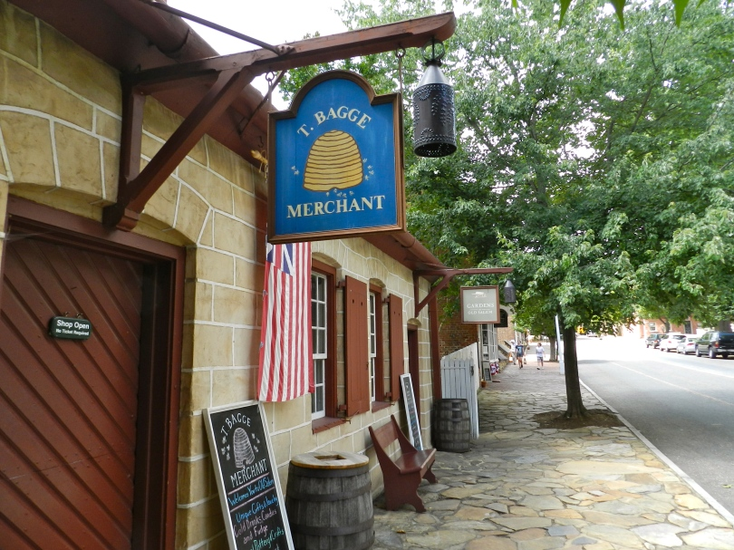 T. Bagge's Merchant Shop