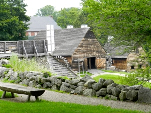 The Saugus Ironworks