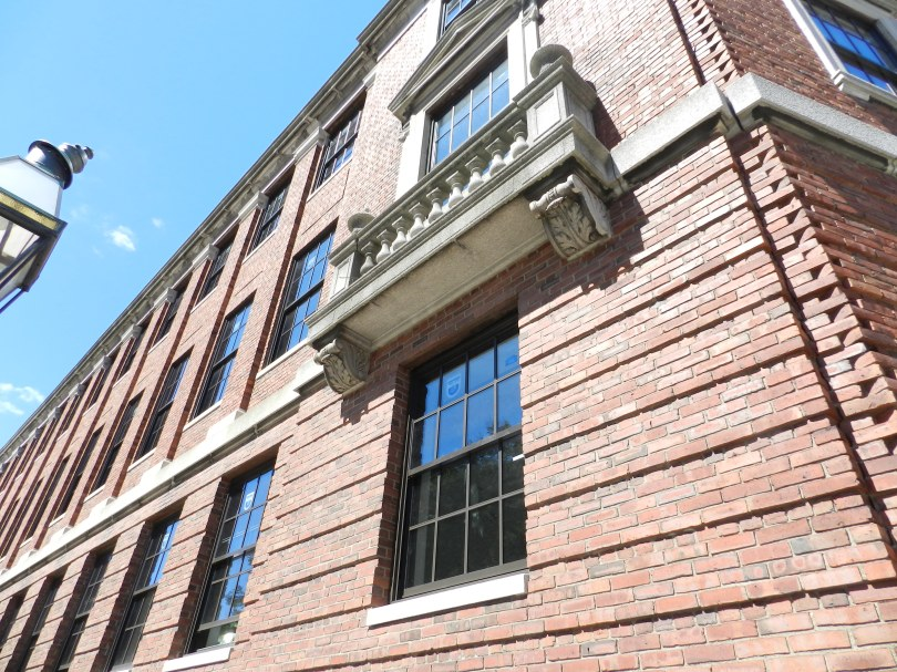 Architectural Details of the Building
