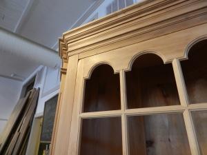Roy's corner cabinet