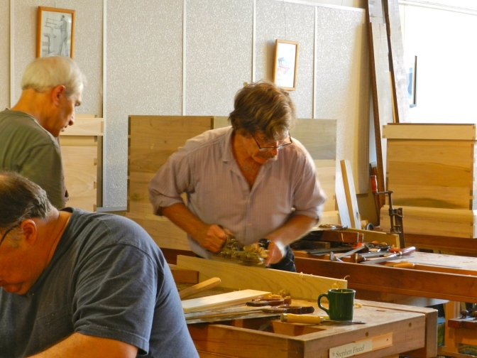 Calvin Cobb: Radio Woodworker!