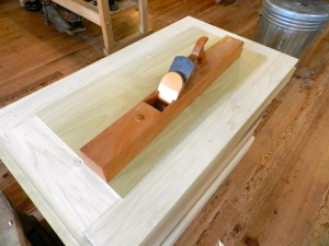 A finished Jointer Plane