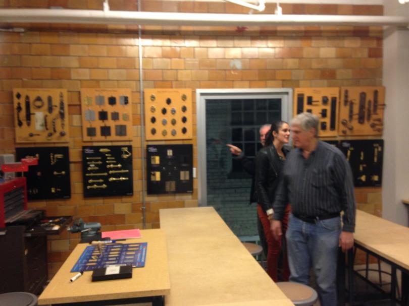 Locksmithing Department