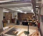 Preservation Carpentry Machine Room