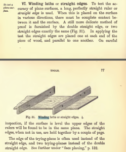 Winding Lath by Otto Salomon in the Teacher's Handbook of Sloyd