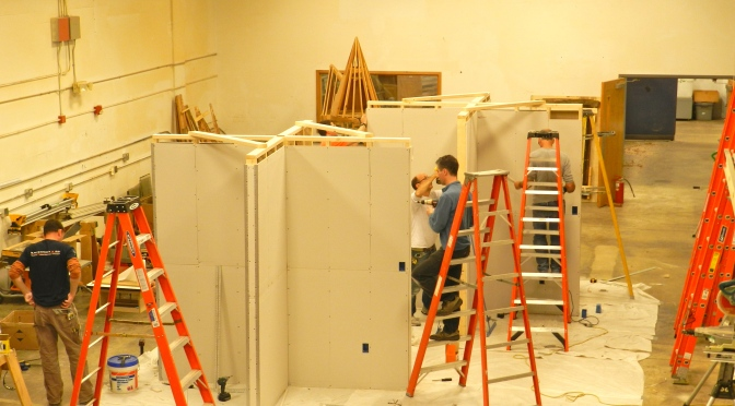 NBSS Drywall Workshop October 2013