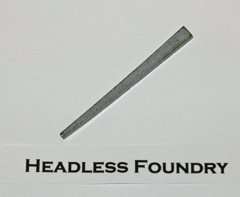 Headless Foundry Cut Nail