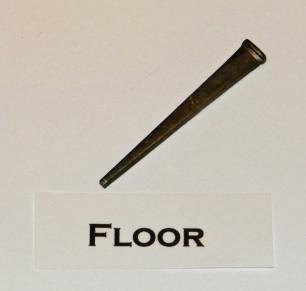 Floor Cut Nail