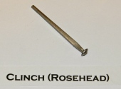 Clinch (Rosehead) Cut Nail
