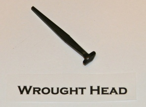 Decorative Wrought Head Cut Nail