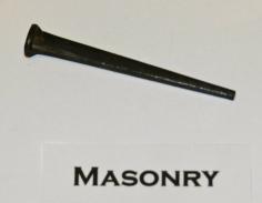 Masonry Cut Nail