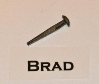 Brad Cut Nail
