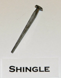 Shingle Cut Nail