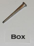 Box Cut Nail