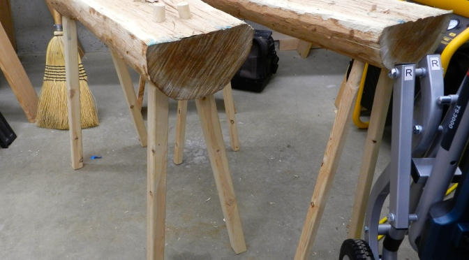 Hewing Bench Revisited (Already)