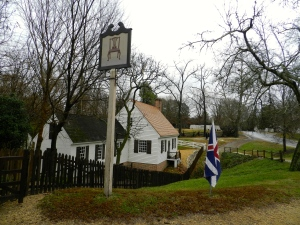 The Anthony Hay Cabinetmaker's Shop at Colonial Williamsburg