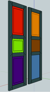 Various Panel Options