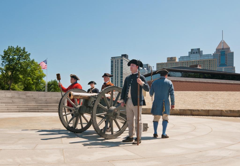 Fort Pitt Canon