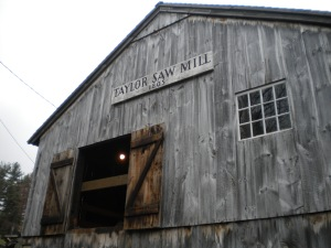 Taylor Sawmill, Derry, NH