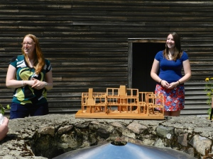 Erin Leatherbee (Curator) and her intern Aubrey give us an overview and tour of the Fairbanks house