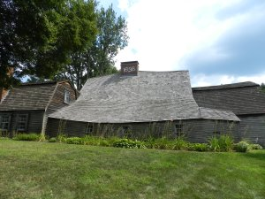 The Fairbanks House -- The Oldest Standing Timber Frame in North America