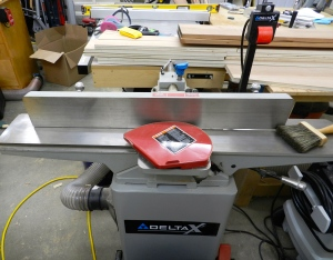 "Delta X5 'Professional' 6"" Jointer"