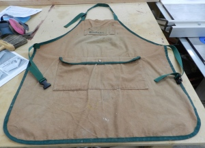 My old Lee Valley Apron