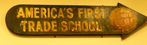 NBSS America's First Trade School